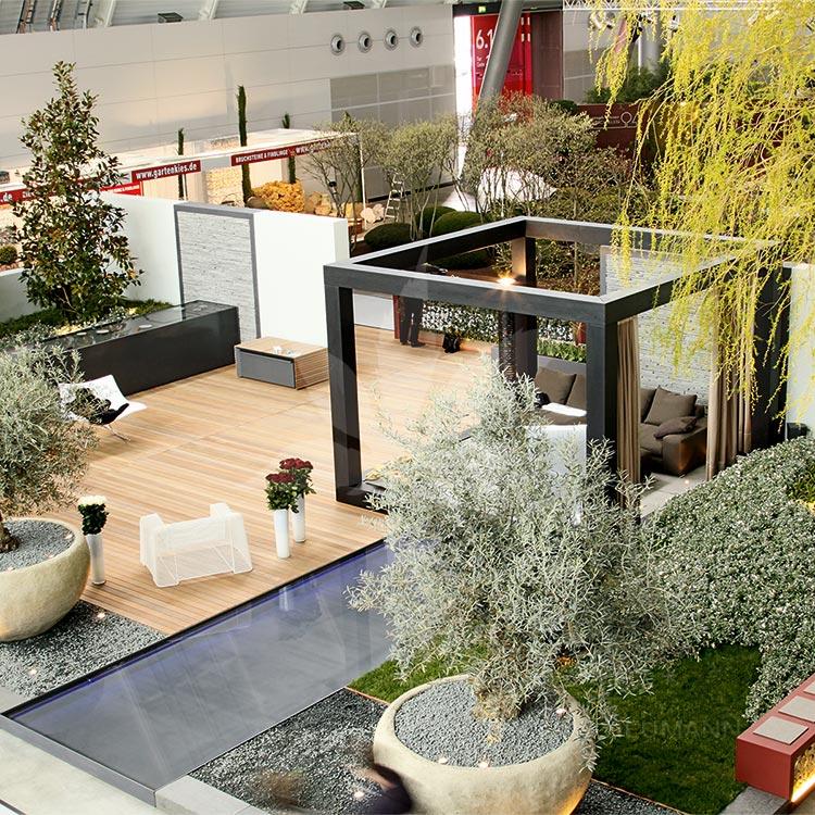 Garten Stuttgart: Thomas Heumann Gartenanlagen Ausstellungsprojekte Messen