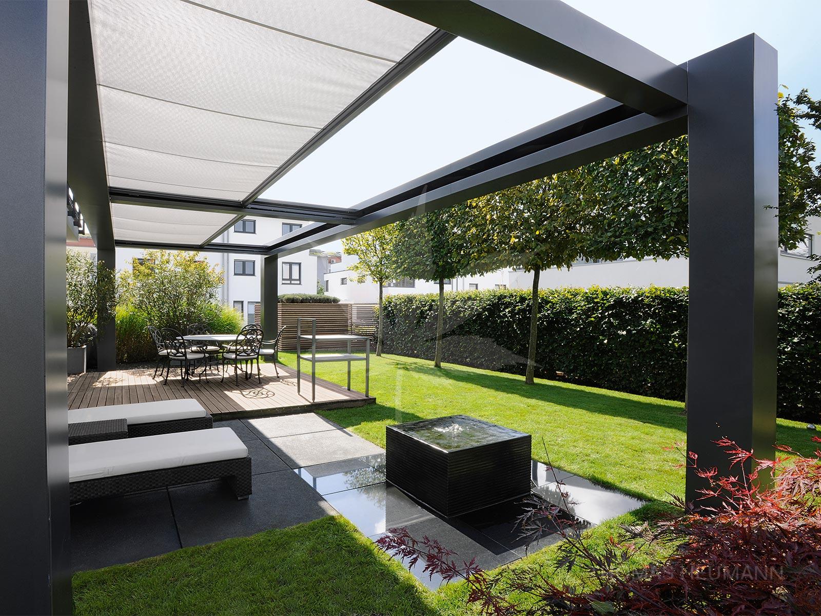 Faszinierend Sonnenschutz Dachterrasse Galerie Von Thomas Heumann Gartenanlagen